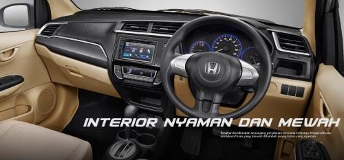 Exterior Dan Interior Honda Mobilio
