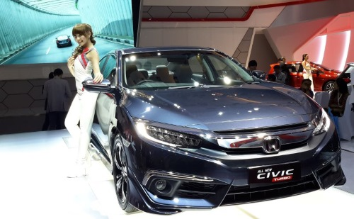 Harga All New Civic
