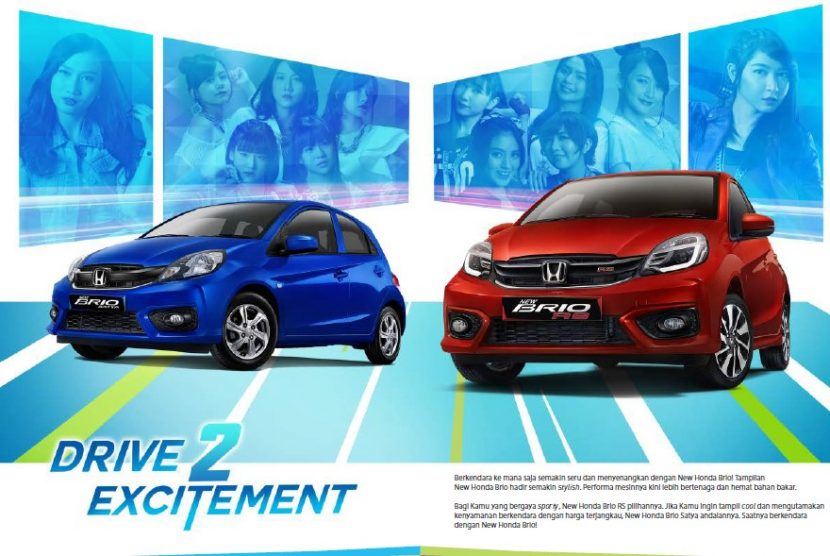 Brosur Honda New Brio