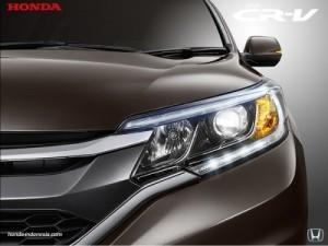 Brosur Honda-CR-V