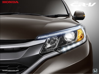 Brosur Honda All New CR-V