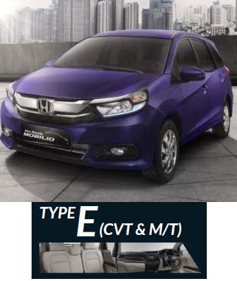 Spesifikasi Honda Mobilio Tipe E 2018 [Terbaru]