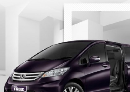 Brosur Honda Freed