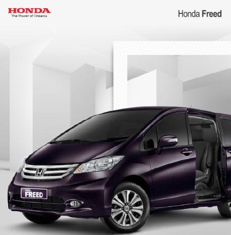 Brosur Honda Freed