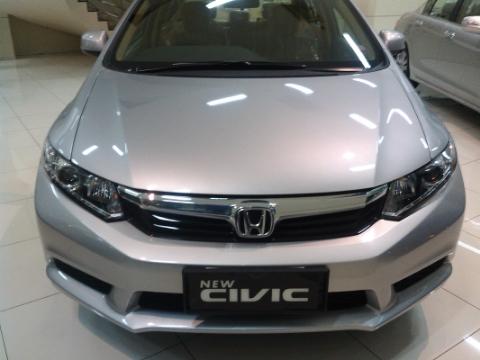 Spesifikasi Dan Fitur Honda All New CIVIC