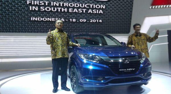 Harga Honda HR-V Di Indonesia
