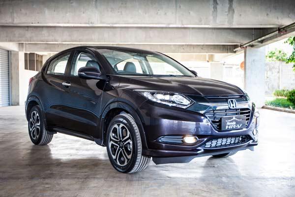 Promo Paket Kredit Honda HR-V Februari 2018, DP 20%