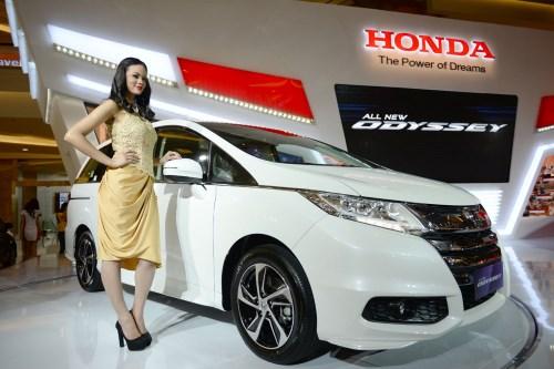 Promo DP Murah Honda Odyssey