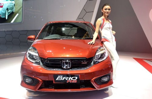 Promo DP Murah Honda Brio April 2019