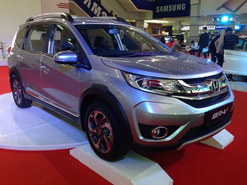 Harga Terbaru Honda BRV Bulan November 2017