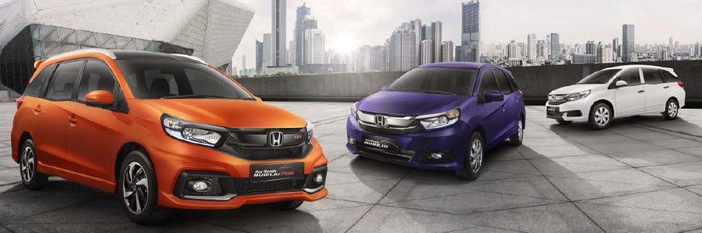 Perbedaan Spesifikasi dan Fitur Honda Mobilio