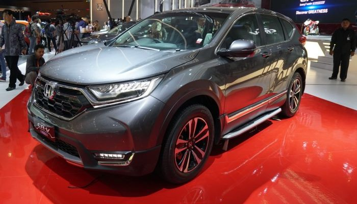 Promo DP Murah Honda CRV Turbo April 2018