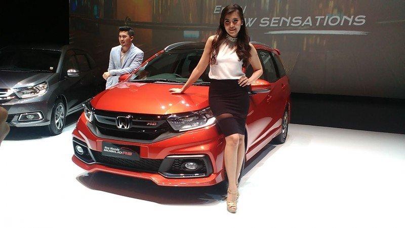 Paket Kredit Honda Mobilio Termurah Bulan November 2017