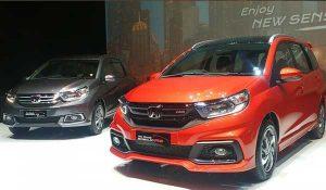 Promo DP Murah Honda Mobilio