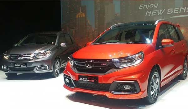 Promo DP Murah Honda Mobilio April 2019
