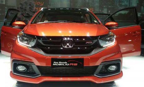 Promo Paket Kredit Honda Mobilio Januari 2018, DP Murah!
