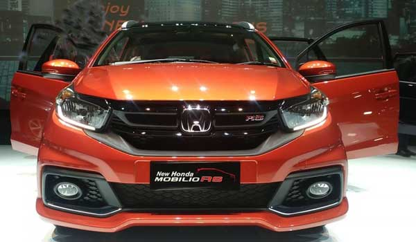 Promo Paket Kredit Honda Mobilio September 2018, DP 20%
