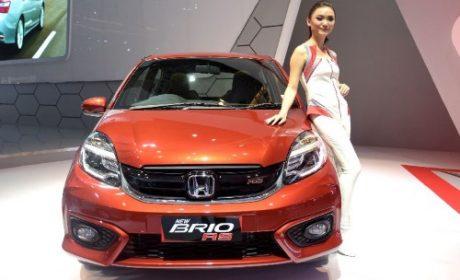 Promo Paket Kredit Honda Brio Februari 2018, DP 20%