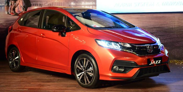 Promo Paket Kredit Honda Jazz November 2018, DP 20%