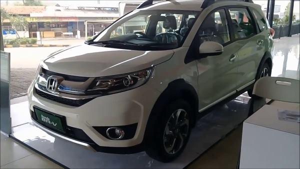 Promo Harga Kredit DP Murah Honda BRV 2018