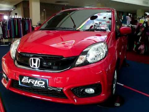 Harga Kredit Honda Brio DP Murah – Promo 2018