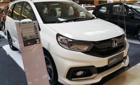 Harga Kredit Honda Mobilio DP Murah – Promo 2018