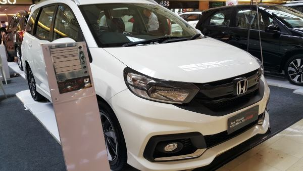 Harga Kredit Honda Mobilio 2018, Harga Kredit Honda DP Murah