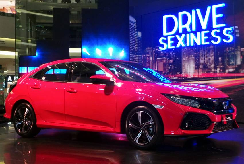 Harga Kredit New Honda Civic Turbo