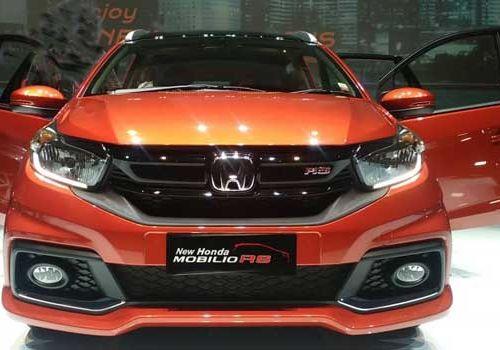 Promo Honda Mobilio DP Murah 15 Jutaan