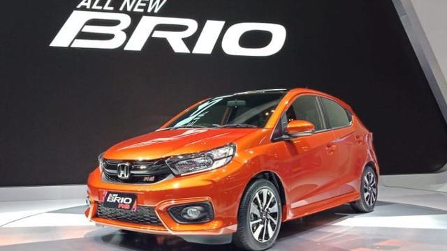Paket Kredit Honda Brio Jakarta Januari 2021